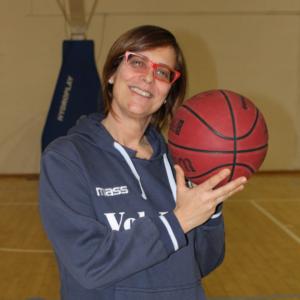 Coach Annarita Pagliara