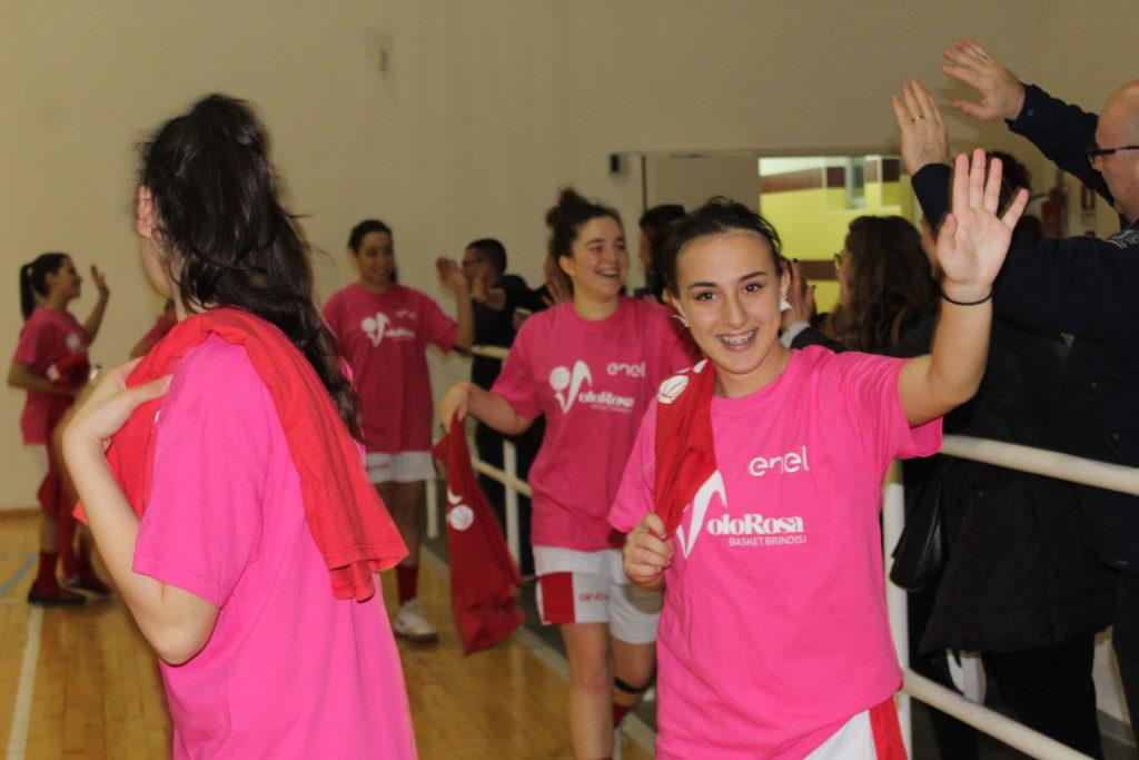 U16 Volorosa Pink Bari Sara De Caroli